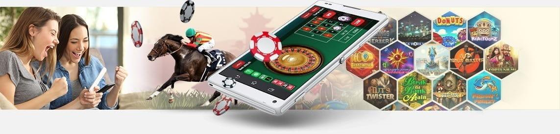 Betting & casino